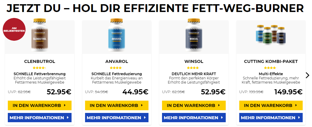 anabolika kaufen amazon Alphabol 10 mg