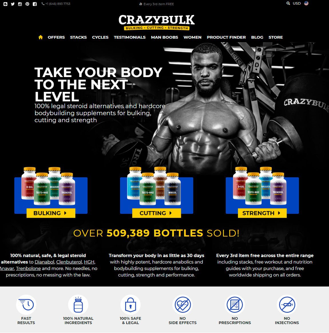 Supplements-sa-ultimate-test-stack-2 in 1-box