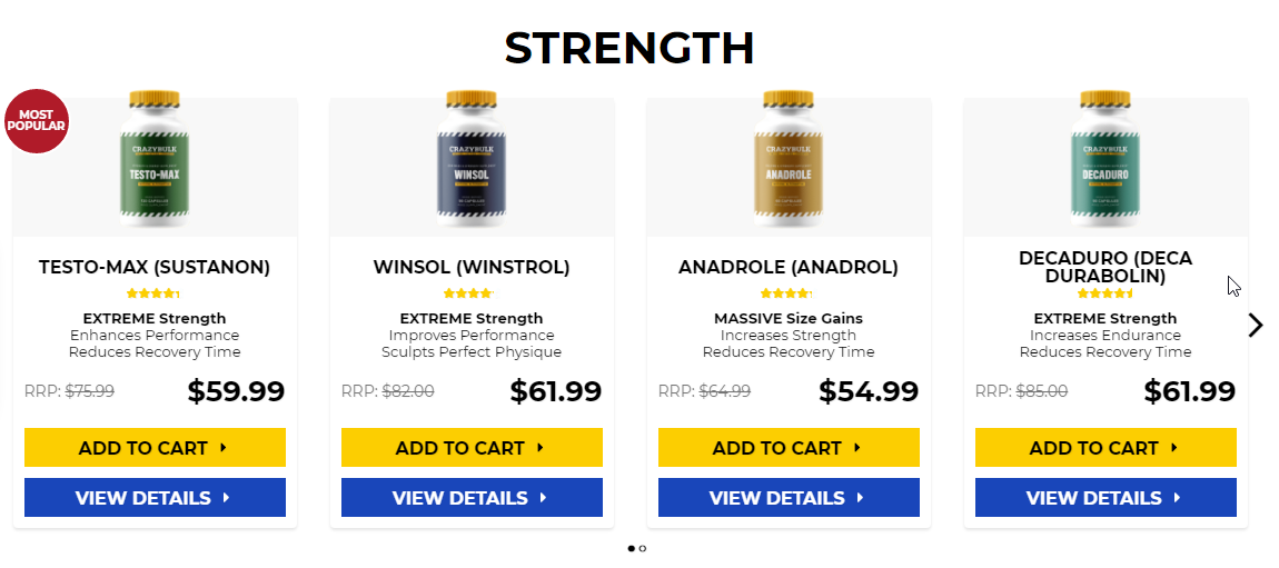 Best anabolic steroids for lean muscle